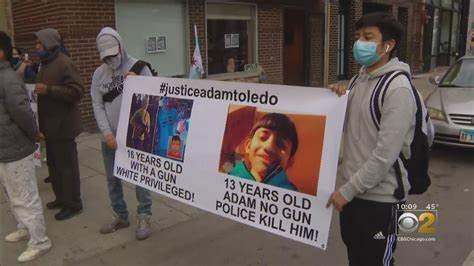 Adam Toledo shot dead By Us Police