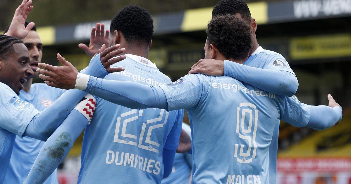 PSV takes huge step towards investing 50 million euros