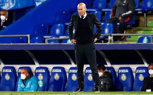 Zidane ask president Perez questions on Super League