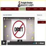 freight broker or agent