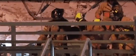 12-story building Collapsed in Florida