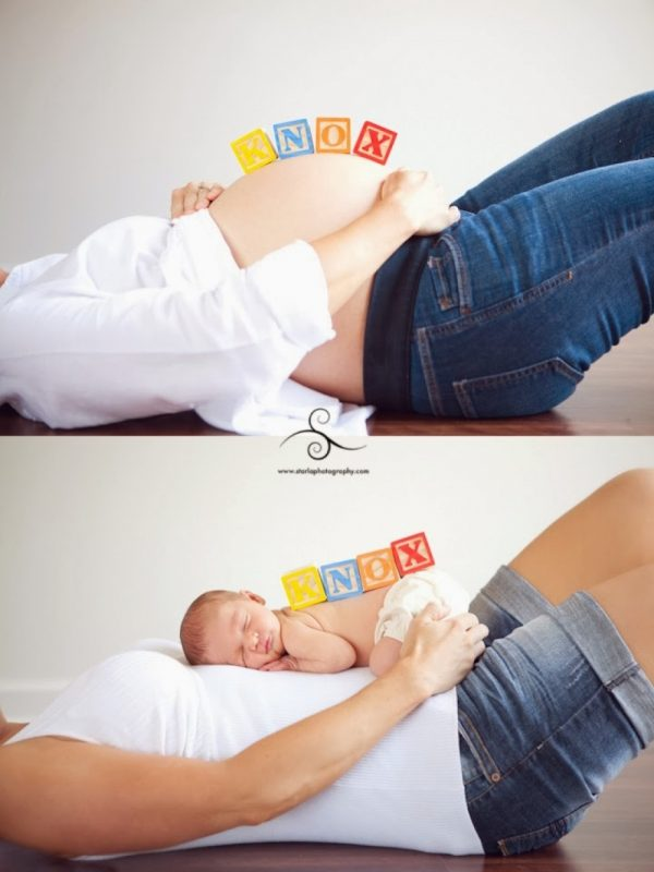 How to announce the birth of your child