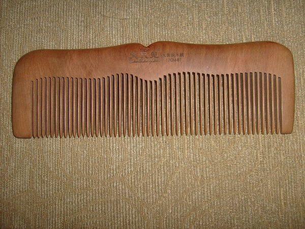comb Get Rid of Head Lice
