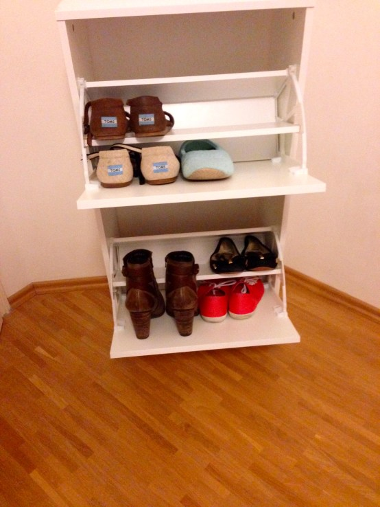 Now I need more shoes! hehe!