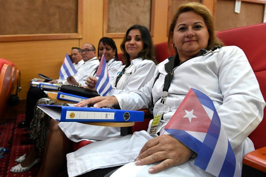 Insult to Kenyan doctors as 100 Cuban doctors reinforce in Kenya
