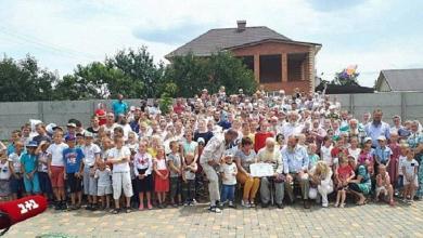 87-year-old man with 13 children, 127 grandchildren, 203 great grandchildren (photos)