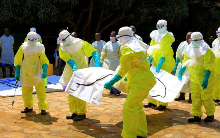 """Congolese """"will be used as simple guinea pigs"""" for ebola vaccine"""