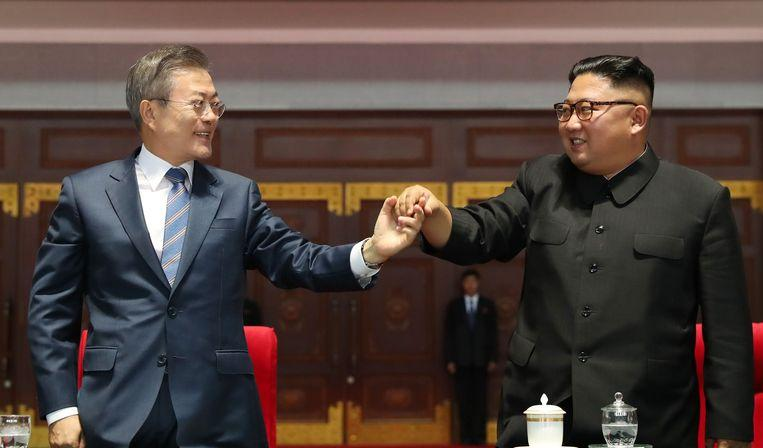Algeria has hosted delegates from North Korea and South Korea as part of a thaw in relations between the two long-time enemies.