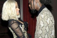 "Cardi B reunites with husband Offset: ""I missed the sex"""
