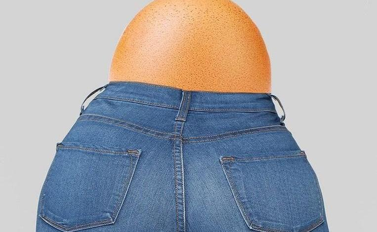 Fashion brand uses the nicest egg on Instagram to promote new jeans