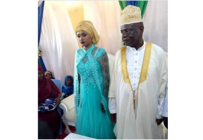 Weird: 73-year-old politician marries a 25-year-old girl [Video]