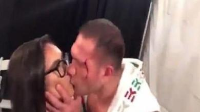 Jenny SuShe hires lawyer after kiss with Kubrat Pulev