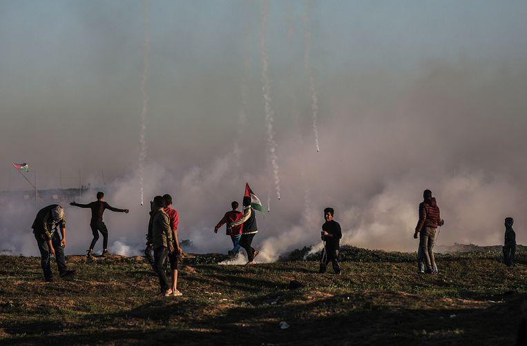 Israel reacts after rocket attack from Gaza Strip