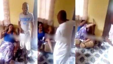"""""""I won't do it again"""": infidelity wife flog by her brother [Video]"""