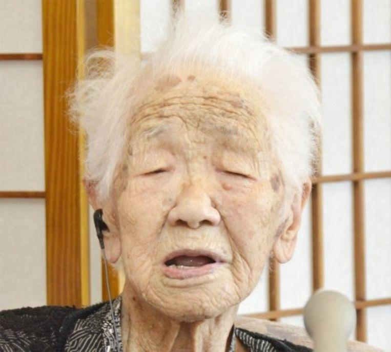 Japanese woman is oldest still living person