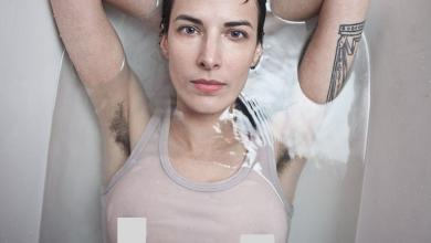 Ben Hopper: Women shouldn't be ashamed of armpit hair