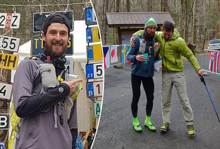 15 runners tried to finish the longest running race in the world