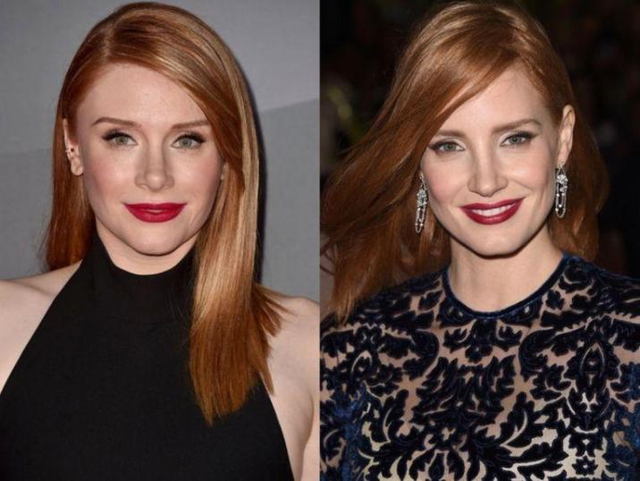 Find the differences: these stars have twins [Photos]