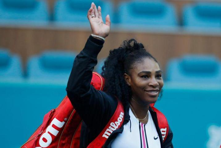 Oops! Did Serena Williams just give away the sex of Meghan's baby?