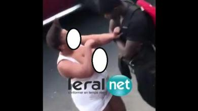 Barely dressed ladies fight dirty in Senegal [video]