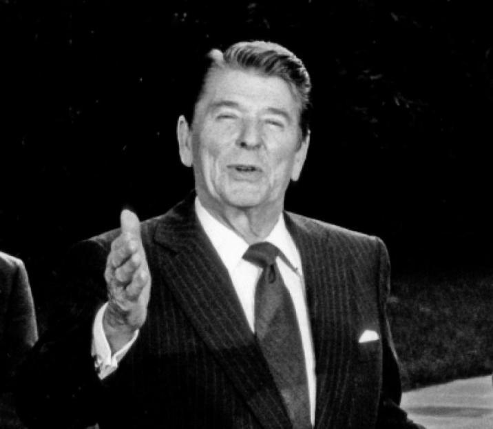 "Reagan described Africans at the UN as ""monkeys"""