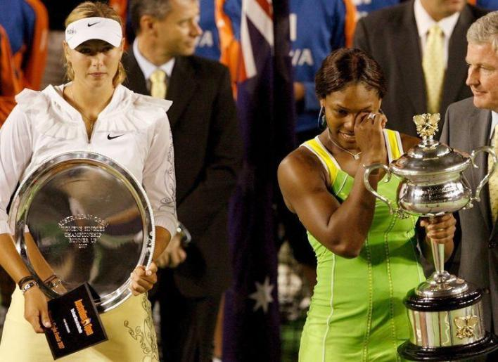 Nothing for Serena: equalizing Margaret Court's grand slam record won't work