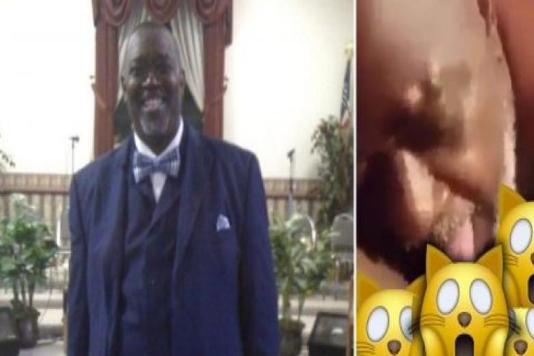 Allege Video of Pastor David E. Wilson eating lady's honey pot