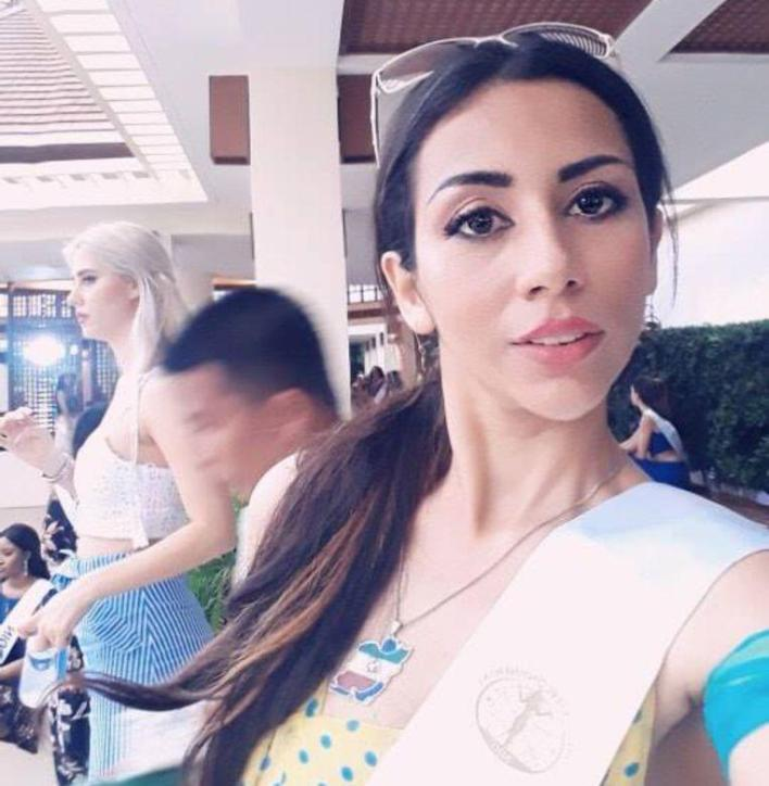 "Iranian beauty queen stuck at Manila airport for 2 weeks: ""If I go back, it 'll be my death"""