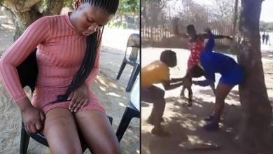 3 women beat lady for sleeping with a married taxi driver [Video]