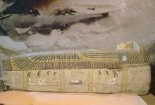 Archaeologists discover 3,500-year-old coffins in Egyptian Luxor