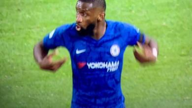 """Antonio Rüdiger responds to racists: """"When will this nonsense stop?"""""""
