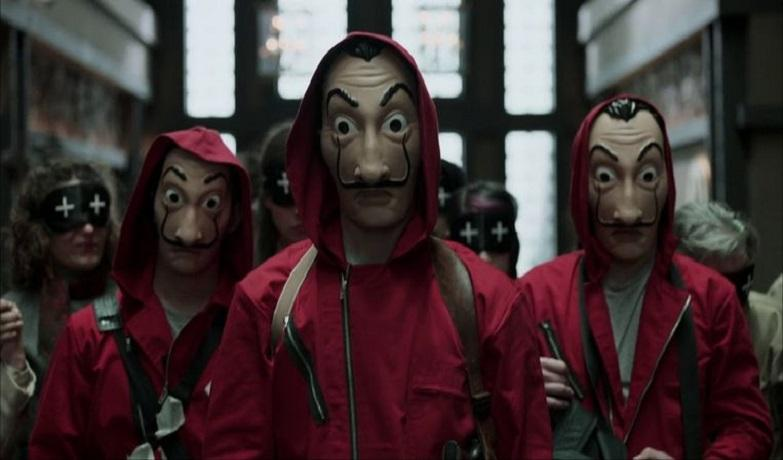 Netflix releases date of 'La Casa de Papel' season 4