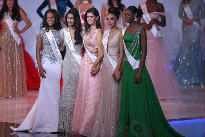 Miss Jamaica Toni-Ann Singh crowned Miss World 2019