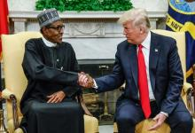 Trump threatened on twitter by a Frenchman posing as Buhari