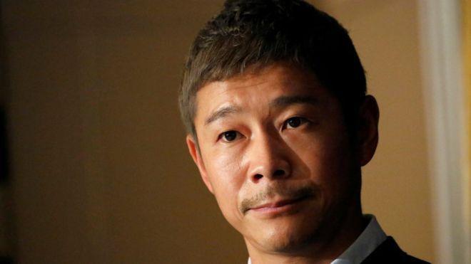 Lunar love: Japanese billionaire disappoint 27,722 women