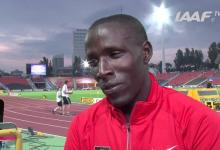 Suspended Kenyan athlete Alfred Kipketer misses 3 doping controls