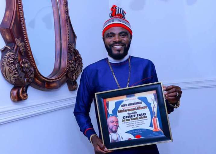 What to Know about Chief Imo comedy