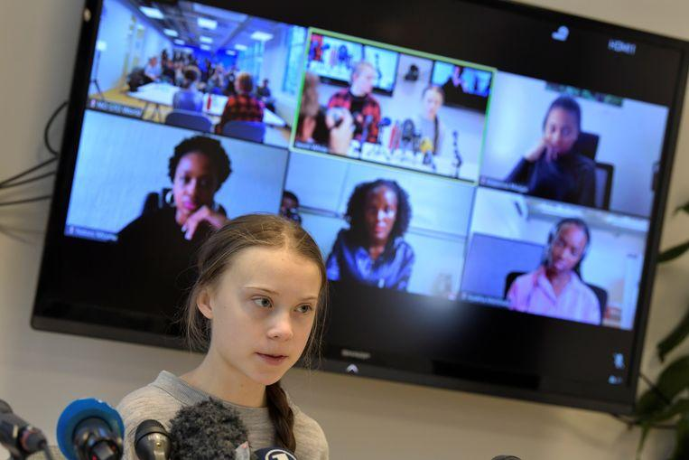 Greta Thunberg wants to raise awareness for climate change in Africa