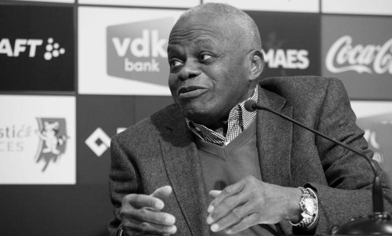 First black African in Belgian league Léon Mokuna passed away