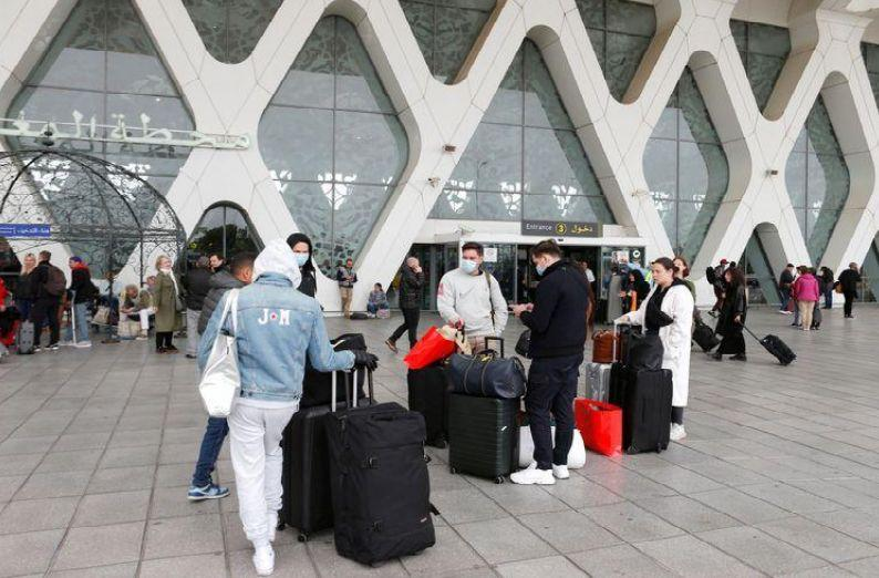 Morocco returns tourists by special flights to combat Covid-19