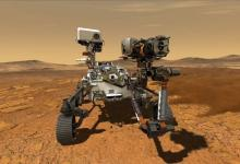 "Next robot jeep to Mars has a name: ""Perseverance"""