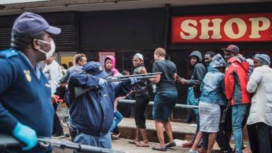 More cases of infected people: South Africa begin door-to-door test