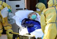 Daily death toll Spain highest since outbreak: 769 deaths in 24 hours