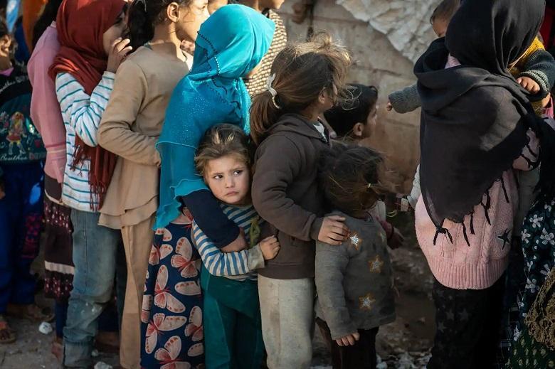 Ten years of war: one million Syrian children born as refugees