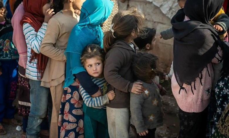 Ten years of war: one million Syrian children born as refugees