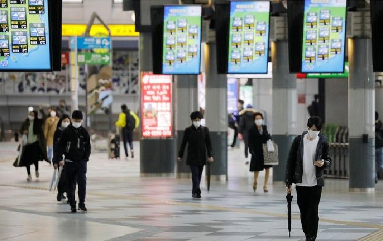 Singapore recorded 1,426 cases within 24hrs while Japan exceeds 10,000 cases
