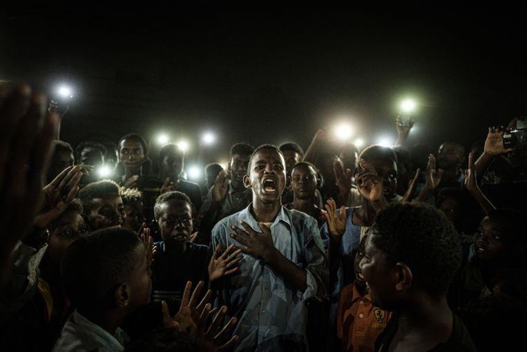 Photo of young Sudanese become World Press Photo 2020