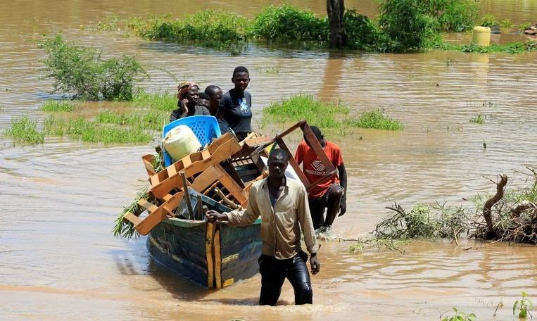 East Africa facing disasters of Locust swarms, Corona, torrential rain