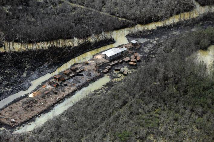 No major cleaning has done: Oil has leaked in Niger Delta for 60 years