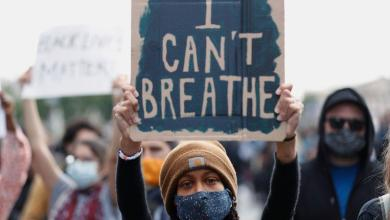 Protest against racism, police brutality is spreading worldwide
